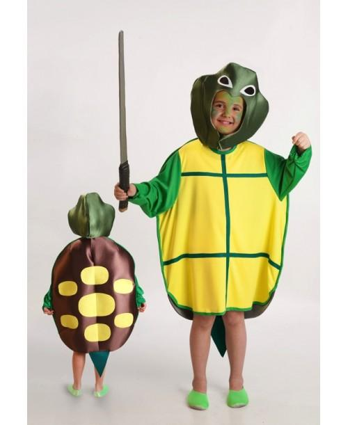 Disfraz de Tortuga Niño