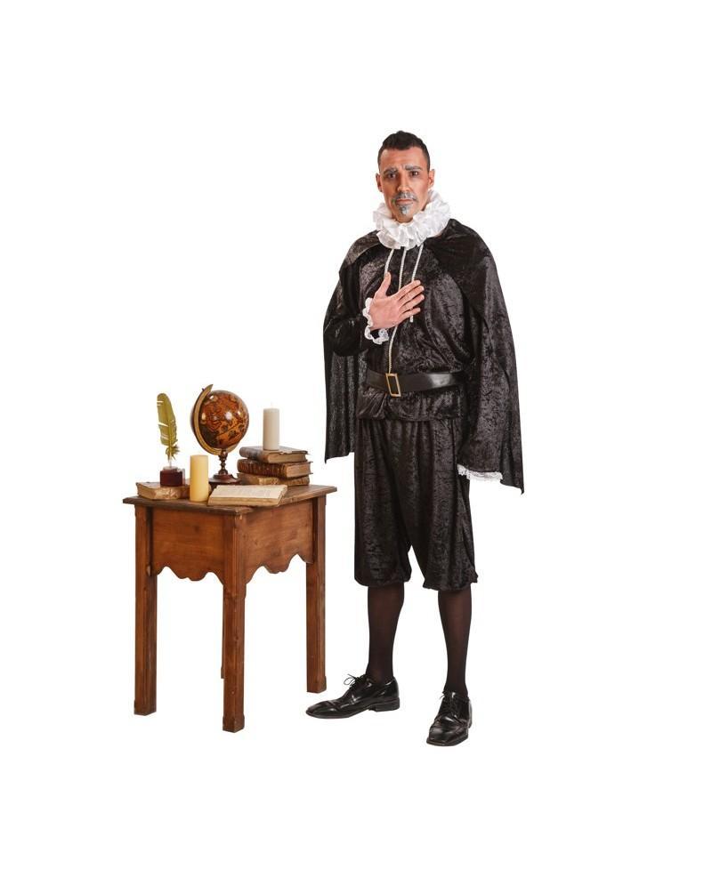 Disfra de Cervantes