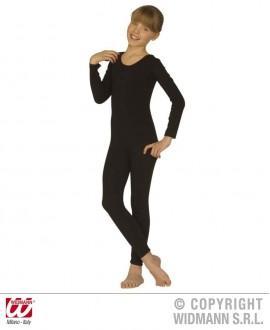Mono negro manga larga