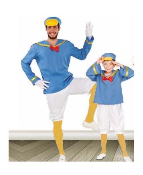 Disfraz de Patito Marinero