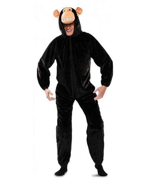 Disfraz de Chimpancé