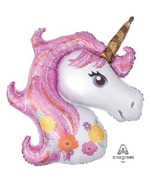 Globo de Foil de Unicornio