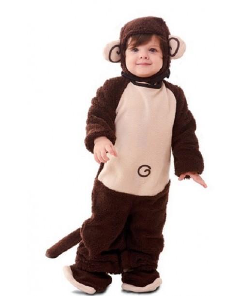 Disfraz de Monito para Bebés