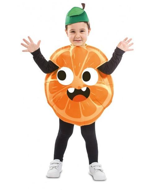 Disfraz de Naranja