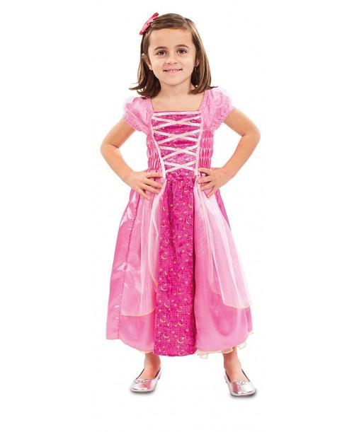 Disfraz Princesa Rosa para Niñas