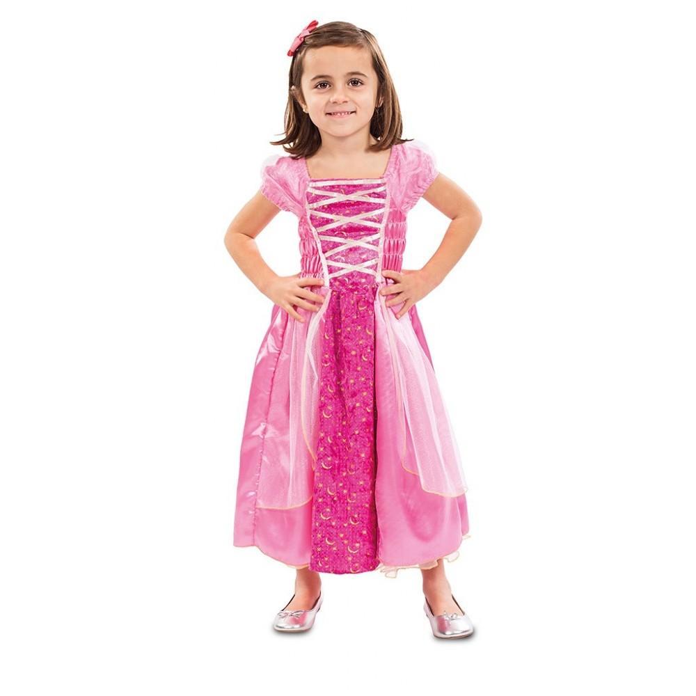 Disfraz Princesa Rosa para Niñas | Comprar Disfraces Online