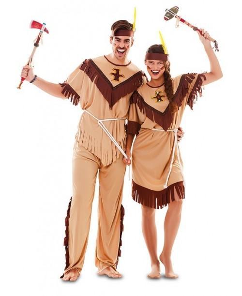 Disfraz de Indio