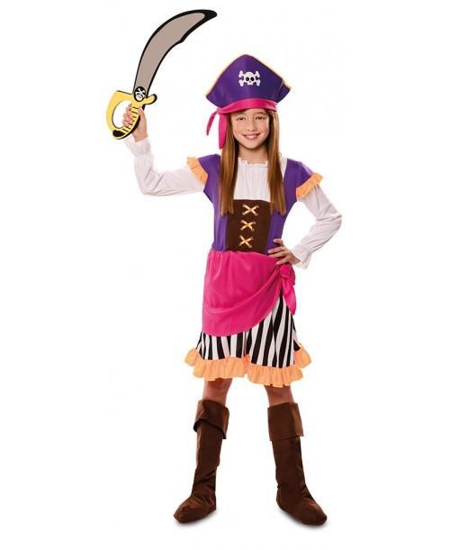 Disfraz de Pirata Aventurera