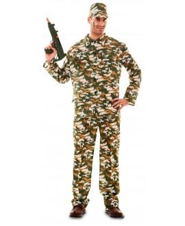 Disfraz Chico Militar