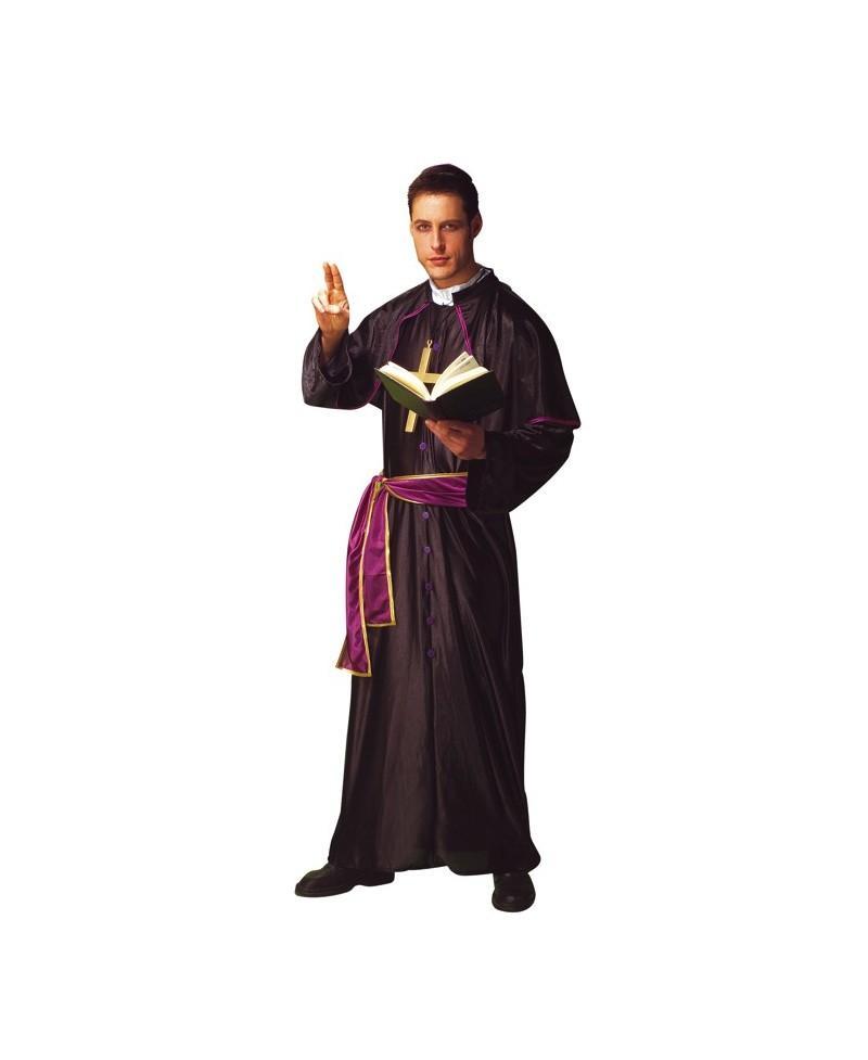 Disfraz de Cura Monseñor