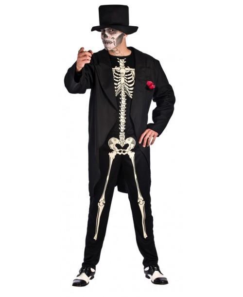 Disfraz de Muerte para Adulto
