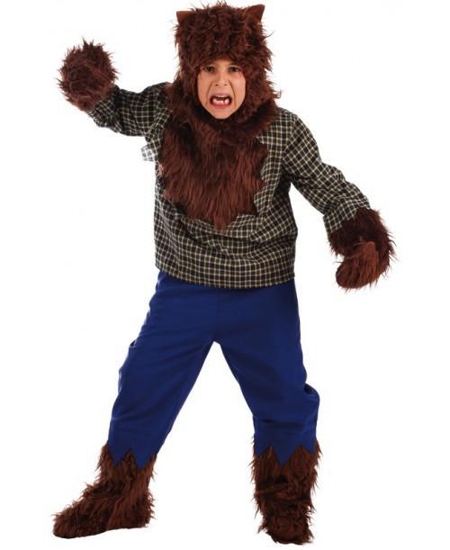 Disfraz de Hombre Lobo Infantil