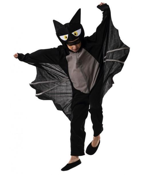Disfraz de Murcielago para Niños