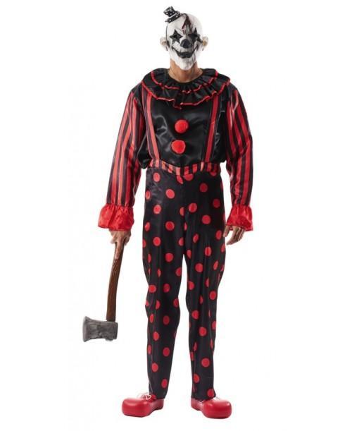 Disfraz de Payaso Diabolico Adulto