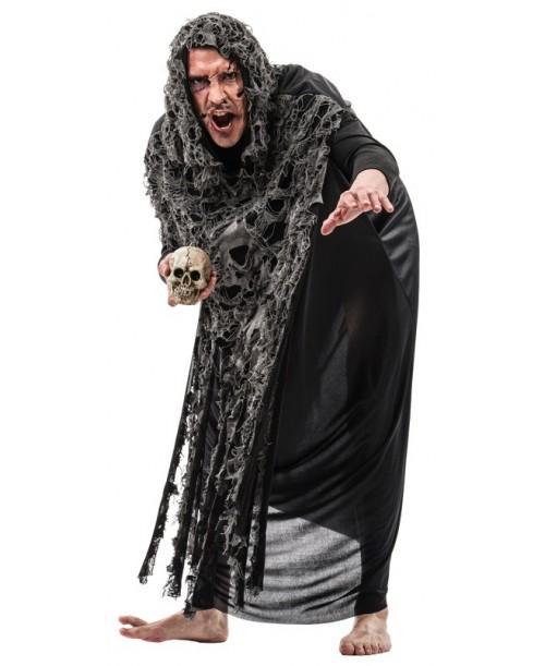 Capa Muerte para Adulto