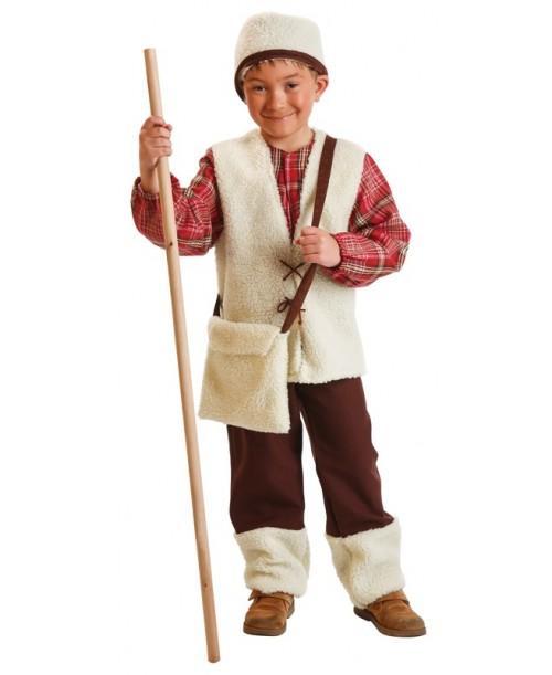 Disfraz de Pastor Niño