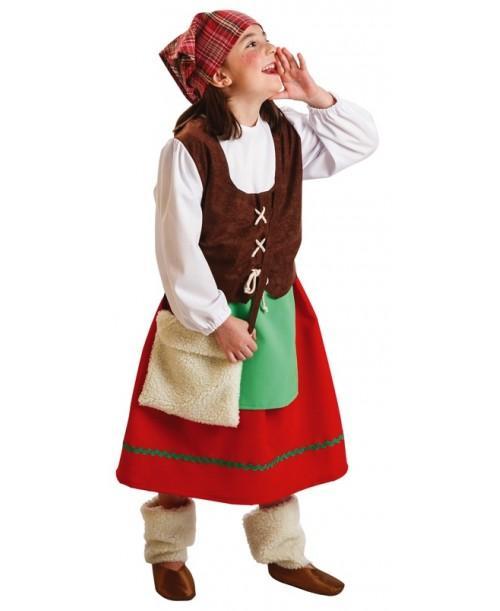 Disfraz de Pastora Infantil