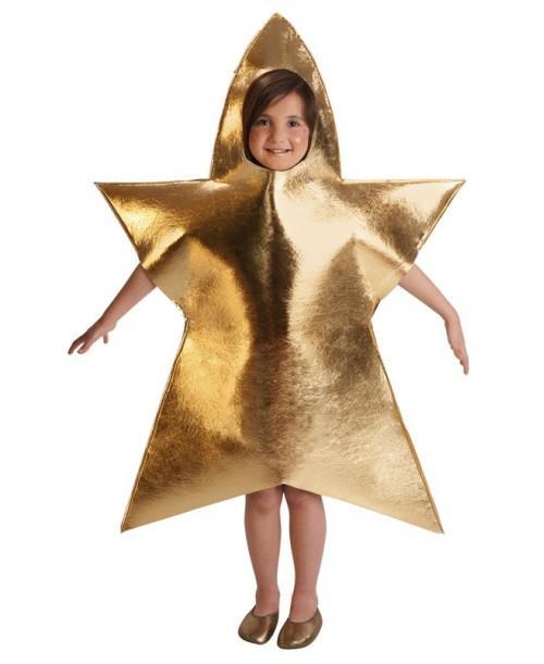 Disfraz de estrella Infantil