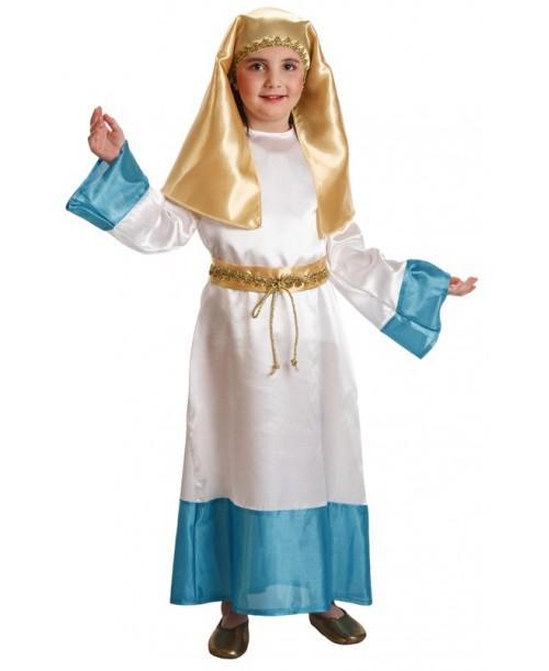 Disfraz de Virgen