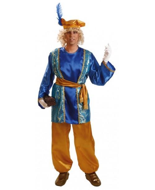 Disfraz de Paje del Rey Melchor