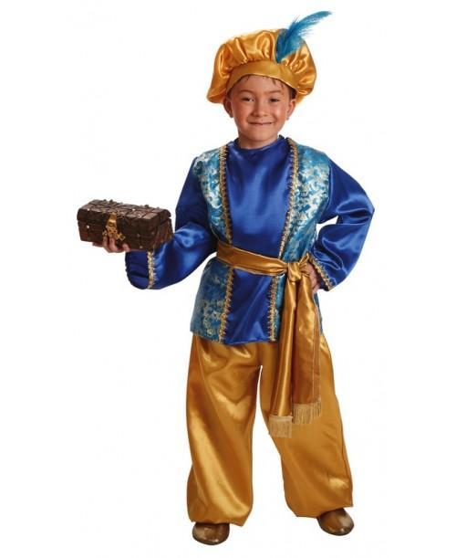 Disfraz de Paje de Melchor Infantil