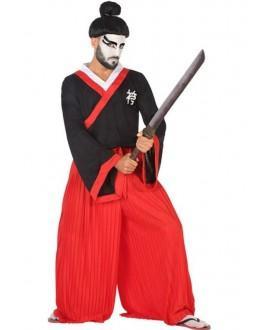 Disfraz de Japones