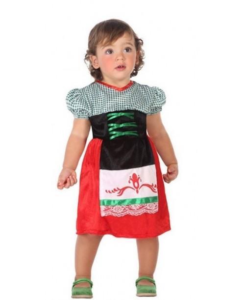 Disfraz de Alemana