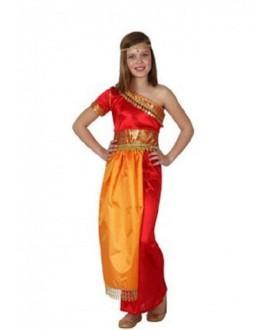 Disfraz de Hindú Niña