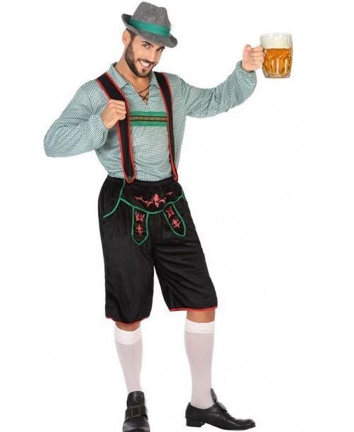 Disfraz de Aleman