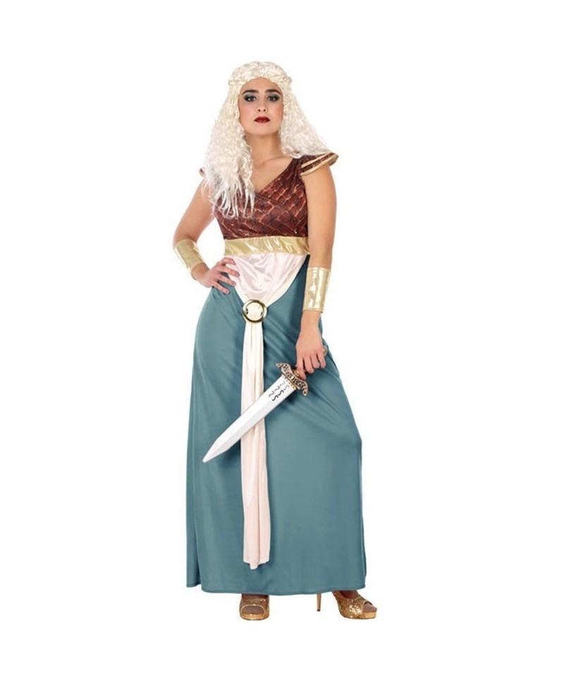 Disfraz de Princesa Guerrera
