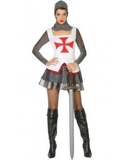 Disfraz de Caballero Cruzadas