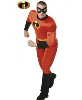 Disfraz MR Increible Musculoso