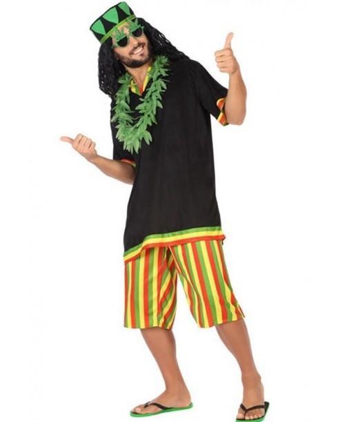 Disfraz de Jamaicano