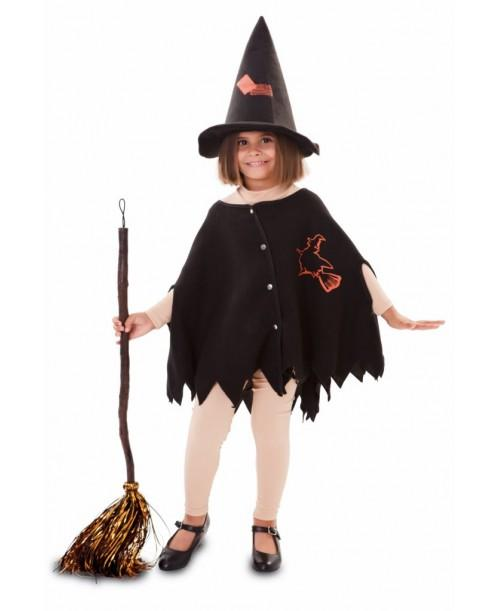 Disfraz de Bruja para Niñas