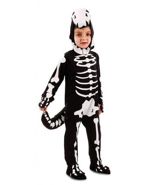 Disfraz de Dinosaurio Esqueleto