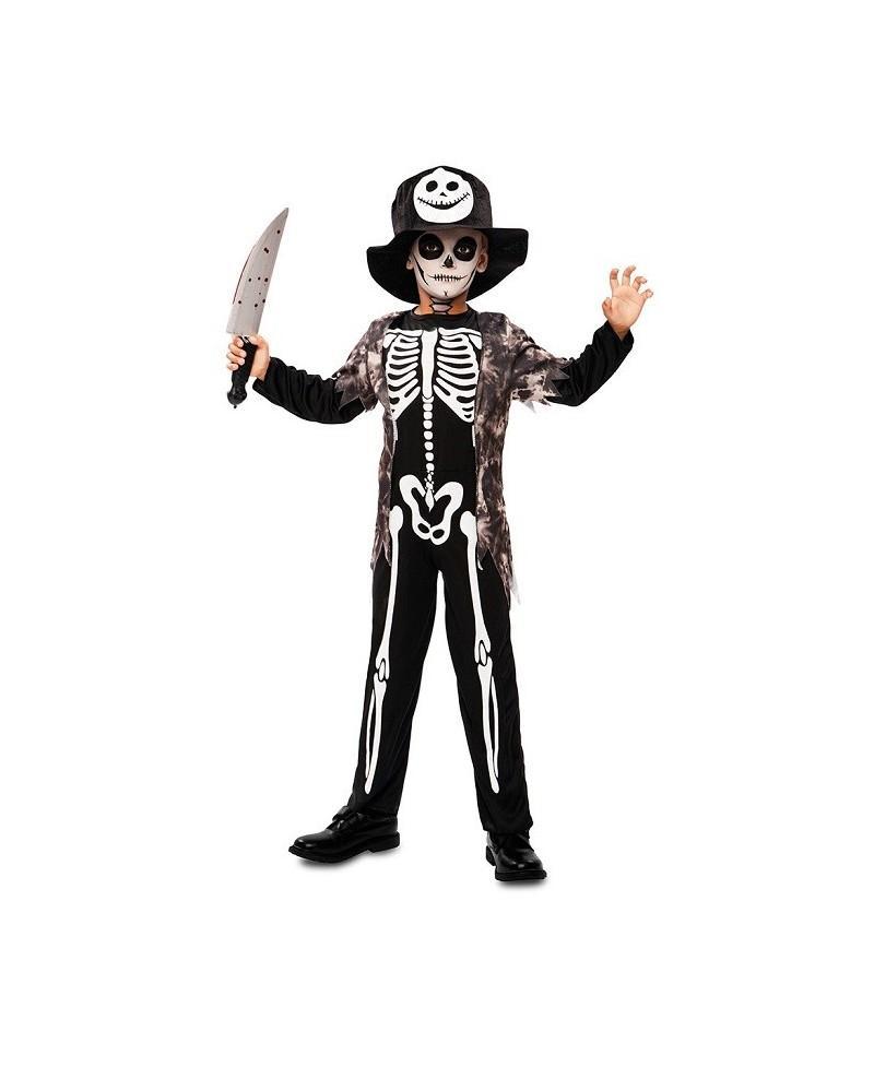 Disfraz de Esqueleto Niño