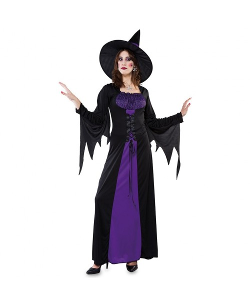 Disfraz de Bruja Púrpura