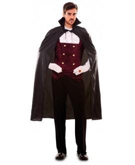 Capa Dracula Negra