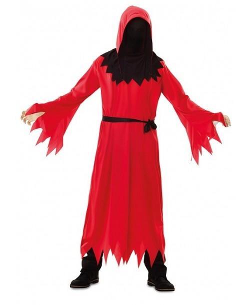 Disfraz de Muerte Roja