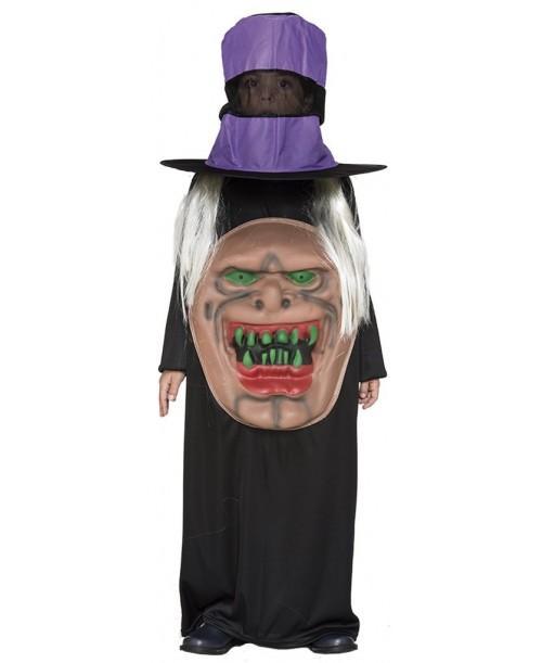 Disfraz de Monstruo con Sombrero