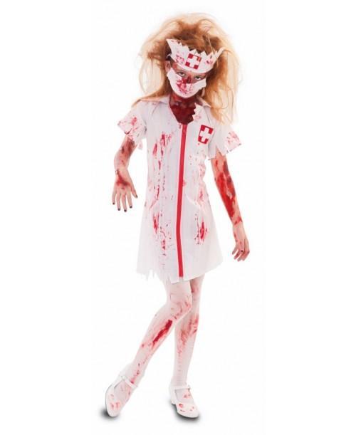 Disfraz de Enfermera Zombie