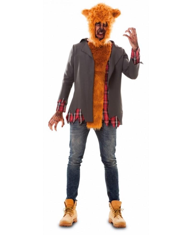 Disfraz de Hombre Lobo Adulto