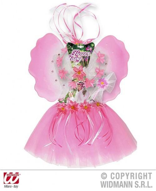 Disfraz de Hada de las Flores para Niñas