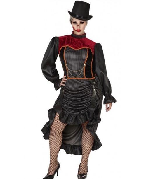 Disfraz de Muerta Victoriana