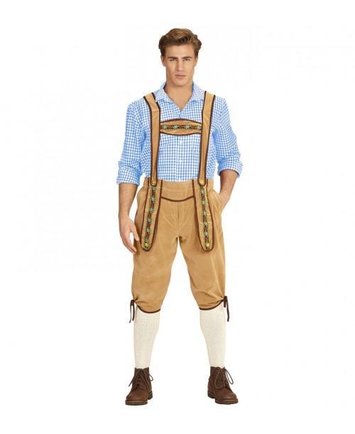 Pantalón Hombre Bávaro