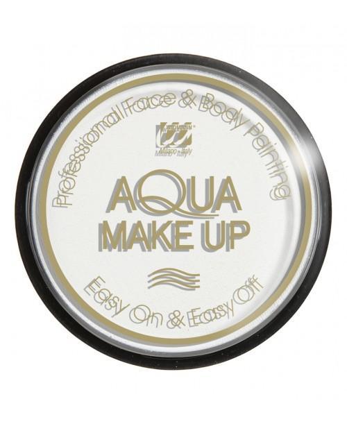 Maquillaje al Agua Blanco