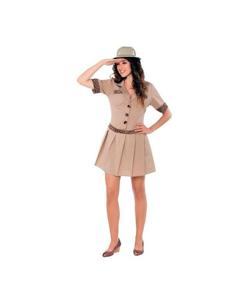 Disfraz Chica Safari
