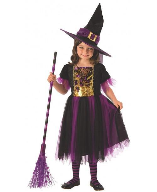 Disfraz de Bruja Mágica