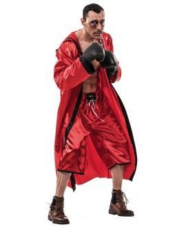 Disfraz de Boxeador Rojo