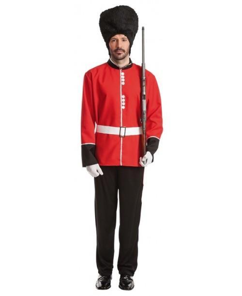 Disfraz de Guardia Inglesa